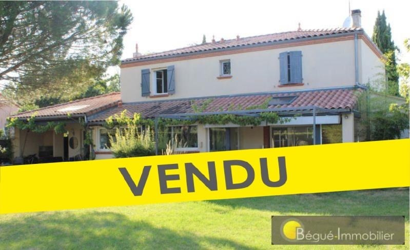 Deluxe sale house / villa Pibrac 726 000€ - Picture 1