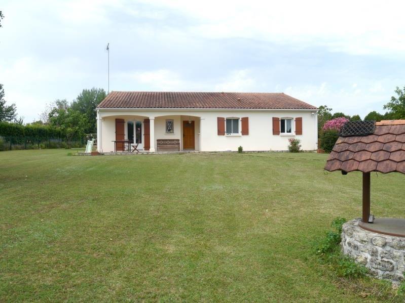 Vente maison / villa Gemozac 220500€ - Photo 10