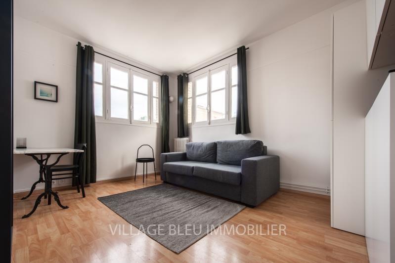 Appartement asnières sur seine - 1 pièce (s) - 20.19 m²