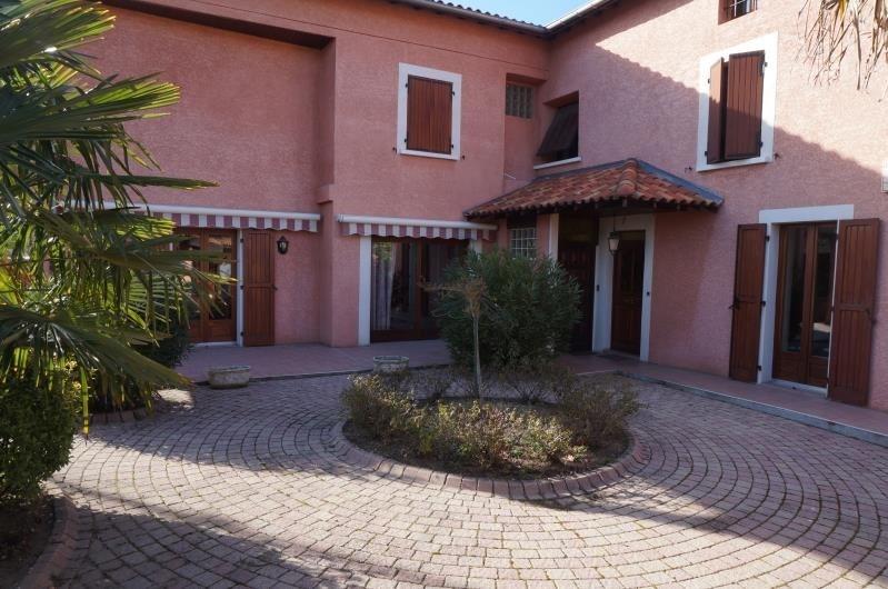 Verkoop  huis St clair du rhone 310000€ - Foto 1