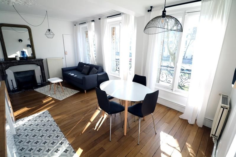 Vente appartement Versailles 462 000€ - Photo 1