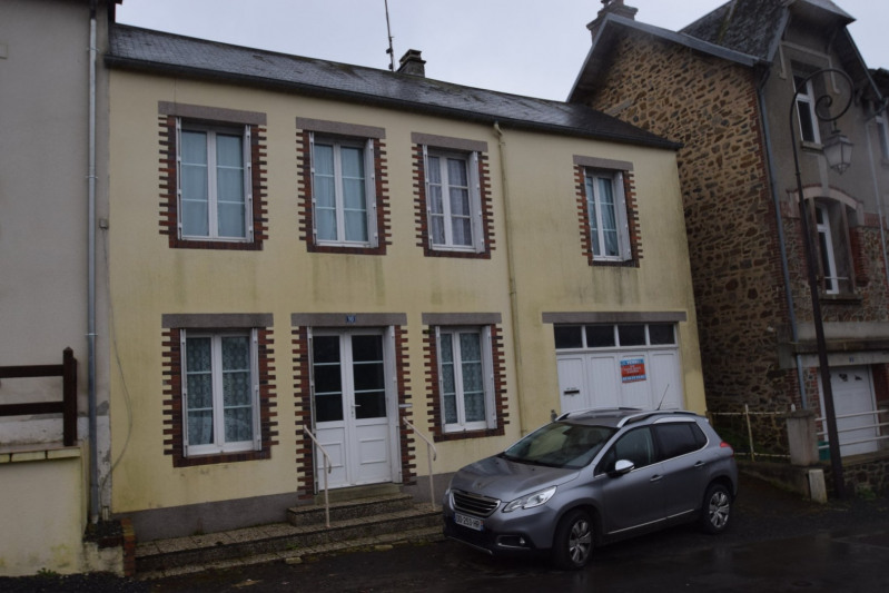 Verkoop  huis Cerisy la foret 79000€ - Foto 1
