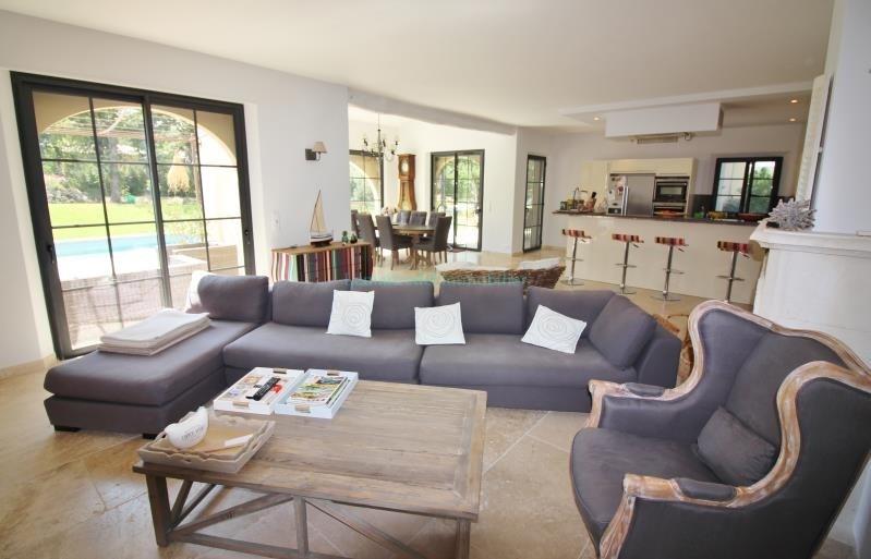 Vente de prestige maison / villa Tourrettes 1290000€ - Photo 7