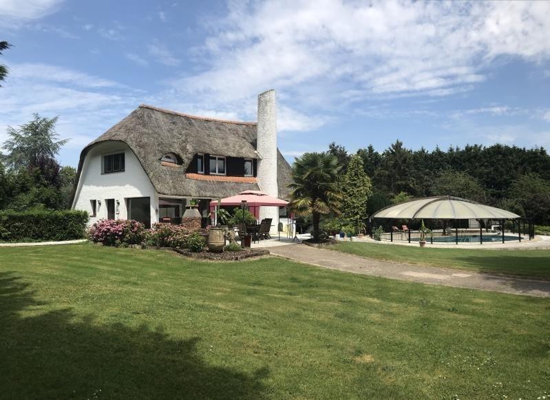 Vente de prestige maison / villa Blaru 815000€ - Photo 1