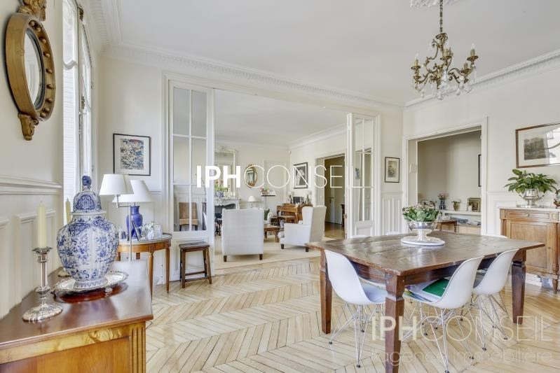 Deluxe sale apartment Neuilly sur seine 1980000€ - Picture 1