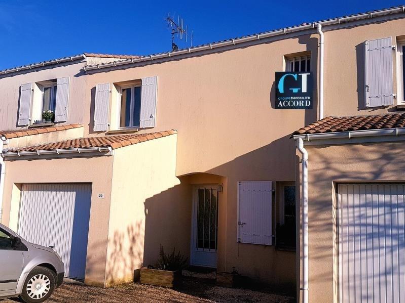 Viager maison / villa Aiffres 132400€ - Photo 6
