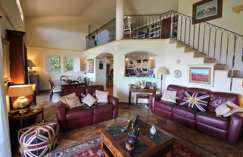 Vente de prestige maison / villa Le tignet 795000€ - Photo 6