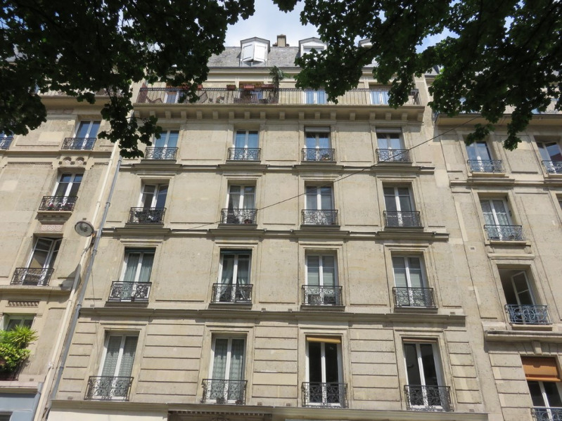 Sale apartment Paris 18ème 270 000€ - Picture 9