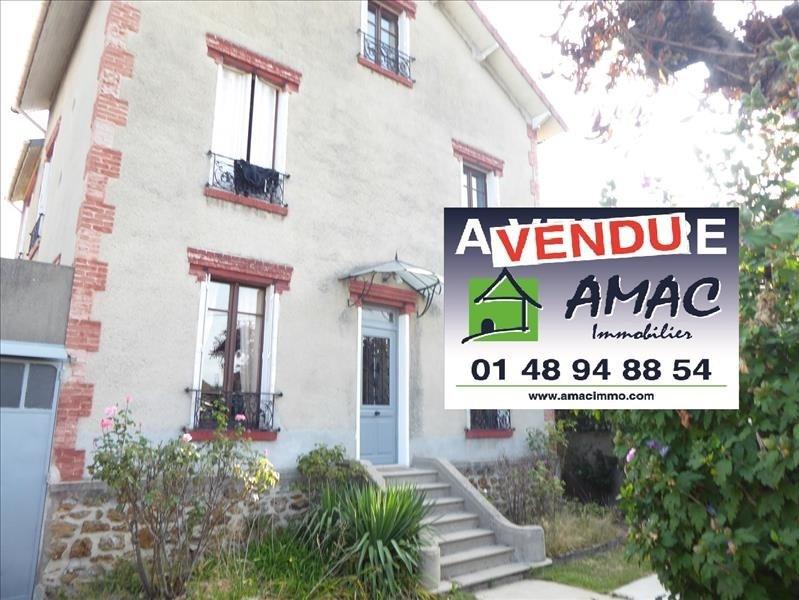 Vente maison / villa Villemomble 520000€ - Photo 1