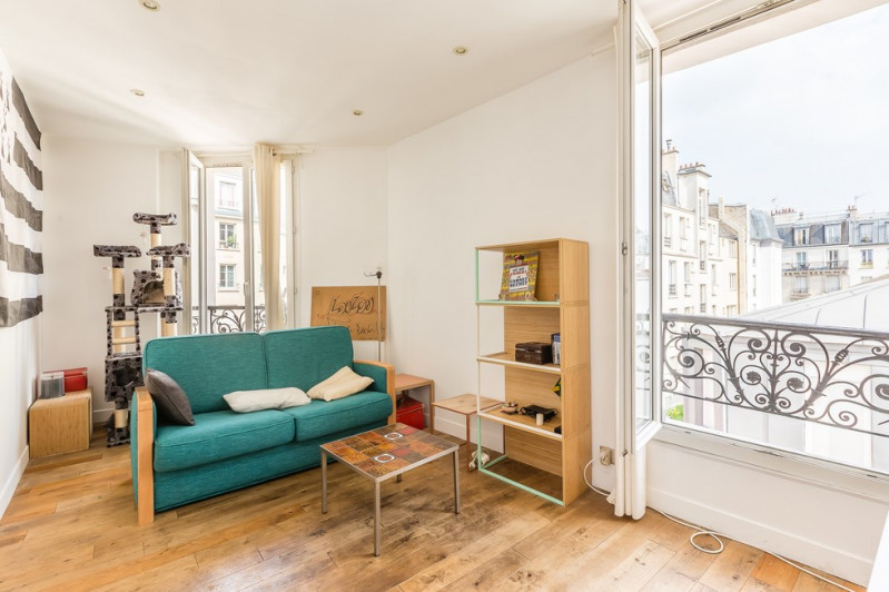 Vente appartement Paris 18ème 240 000€ - Photo 1