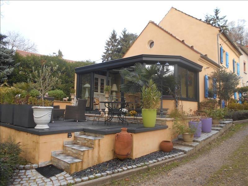 Vente maison / villa Taverny 424000€ - Photo 10