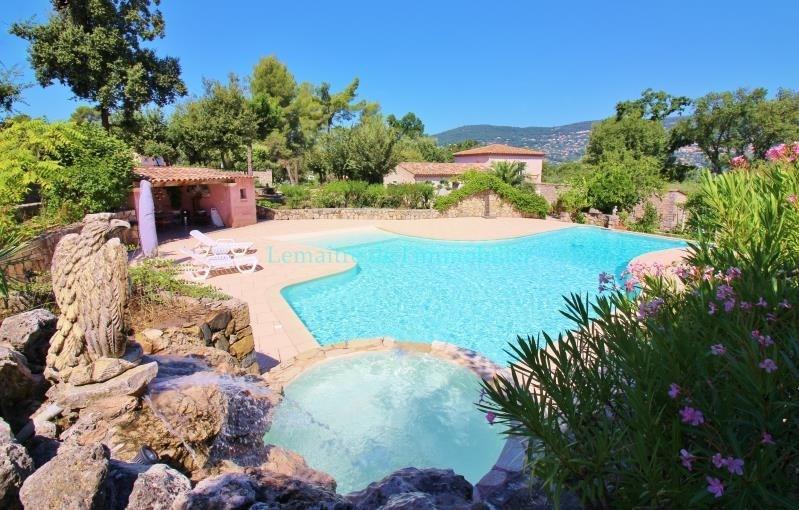 Vente de prestige maison / villa Peymeinade 995000€ - Photo 1