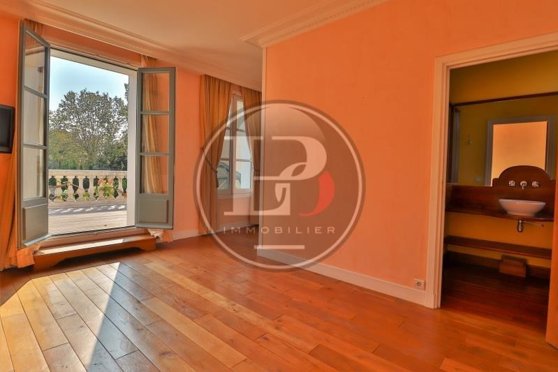 Vente de prestige maison / villa Le vesinet 3 190 000€ - Photo 13