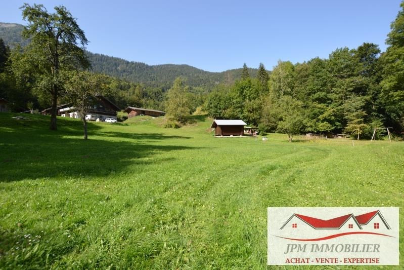Vente terrain Les houches 365 000€ - Photo 1