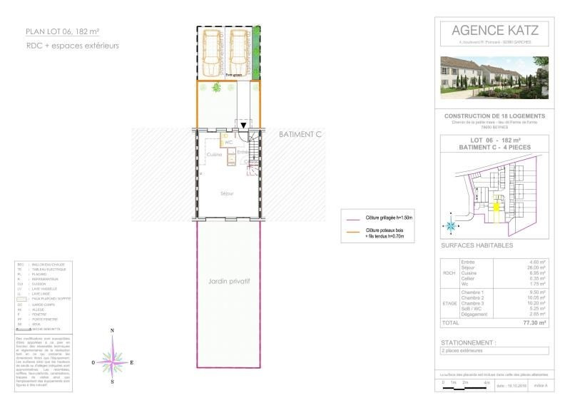 Vente maison / villa Beynes 252000€ - Photo 5
