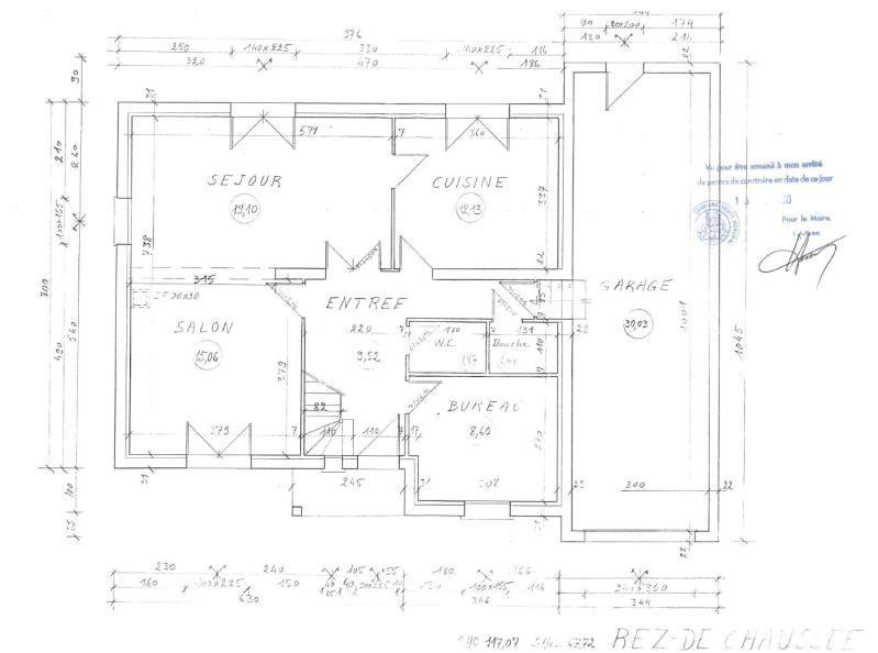 Vente maison / villa Conflans ste honorine 524000€ - Photo 6