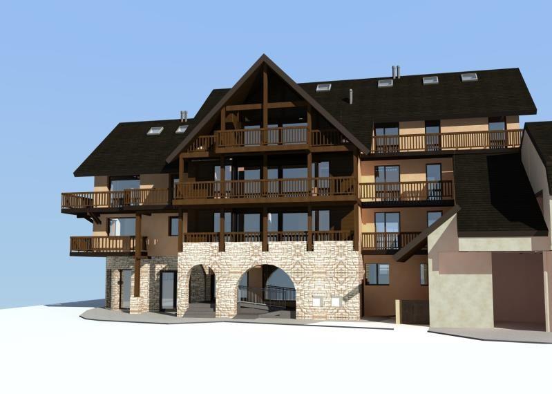 Sale apartment Saint-lary-soulan 254200€ - Picture 2