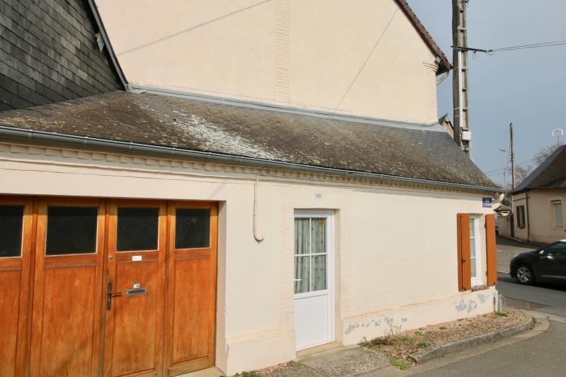 Sale house / villa Breteuil sur iton 86000€ - Picture 8