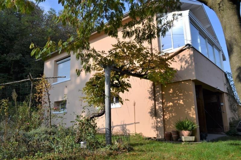 Sale house / villa Toussieu 270000€ - Picture 1