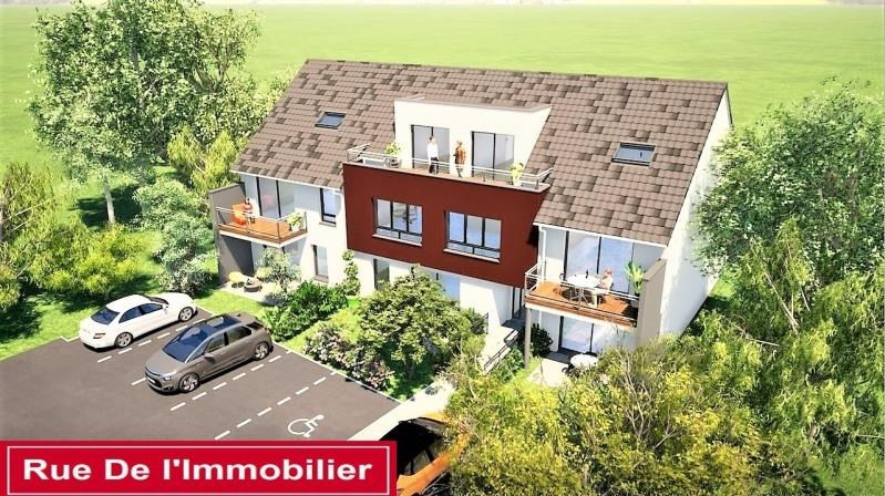 Sale apartment Mommenheim 212 000€ - Picture 2