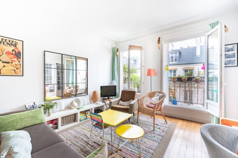 Sale apartment Paris 10ème 620000€ - Picture 1