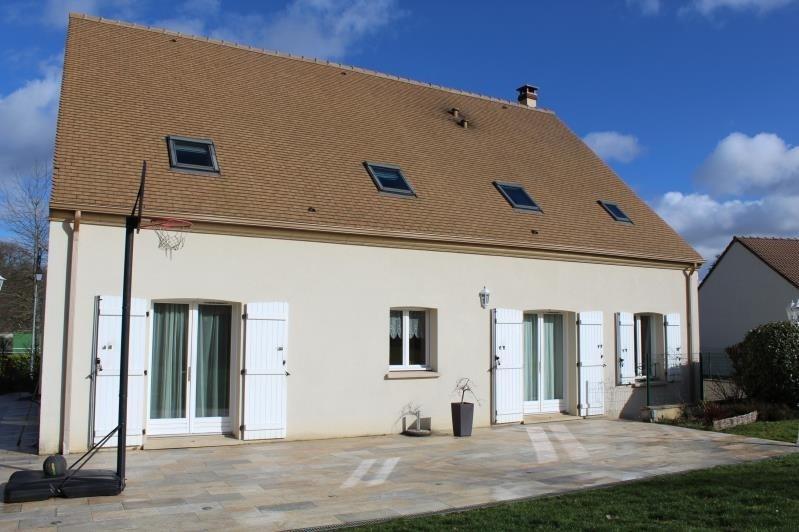 Vente maison / villa Courson monteloup 490000€ - Photo 4