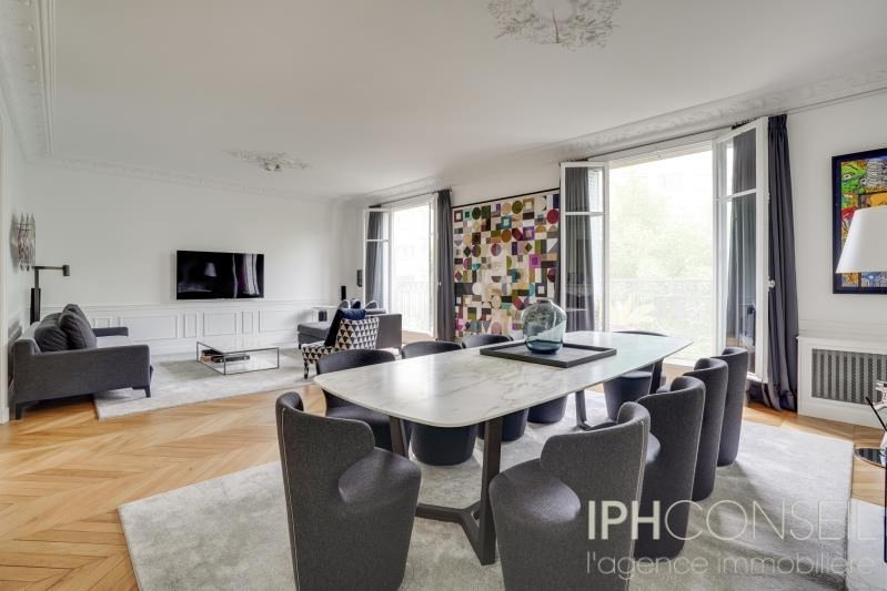 Vente de prestige appartement Neuilly sur seine 2 200 000€ - Photo 1