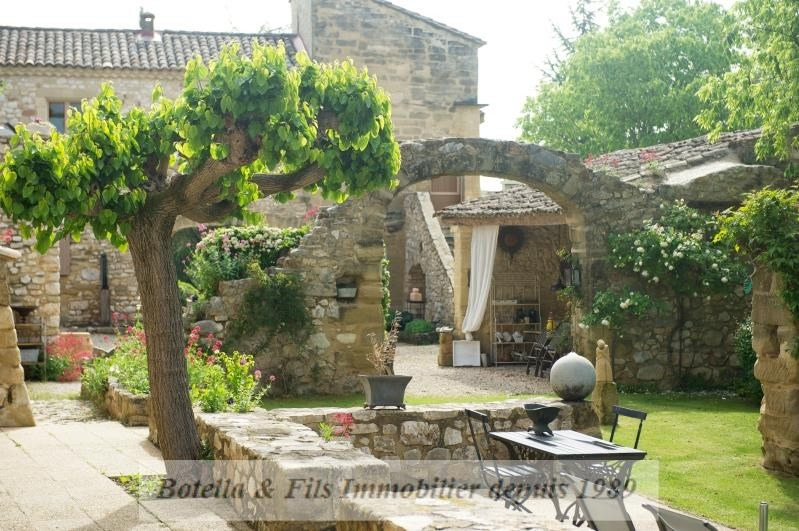 Verkoop van prestige  huis Uzes 2200000€ - Foto 17