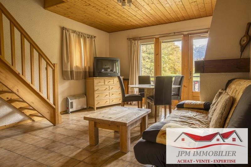 Vente de prestige appartement Samoens 210 000€ - Photo 3