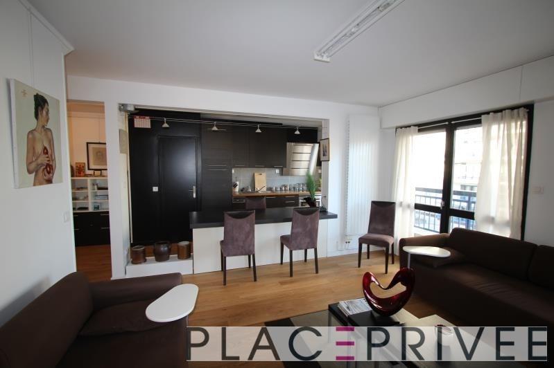 Sale apartment Nancy 228000€ - Picture 2