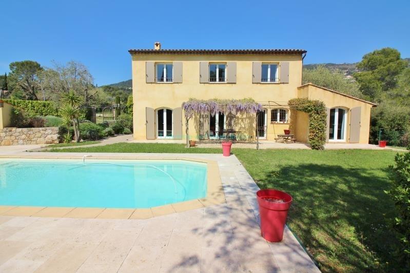 Vente de prestige maison / villa Le tignet 750000€ - Photo 4