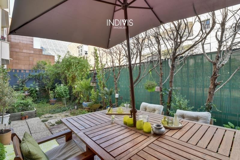 Vente appartement Puteaux 449 000€ - Photo 2