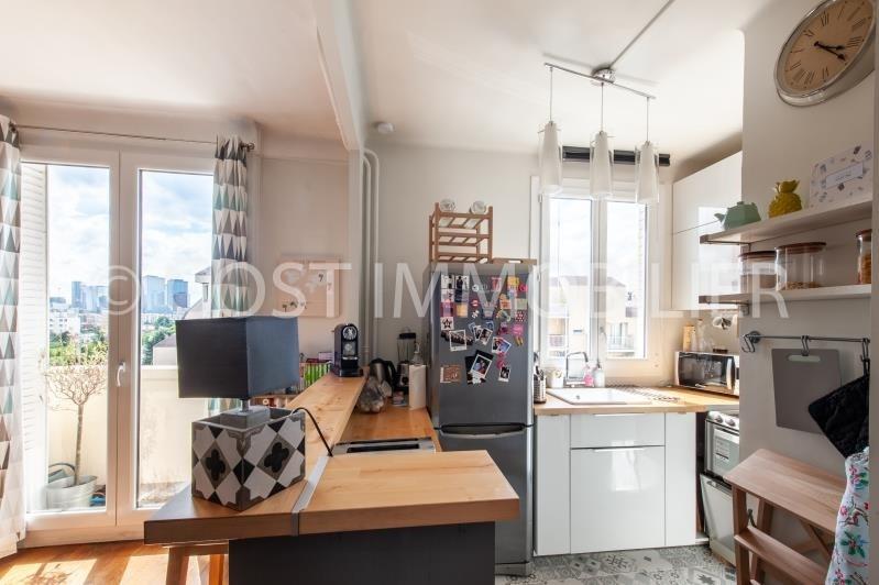 Verkauf wohnung Courbevoie 365000€ - Fotografie 6