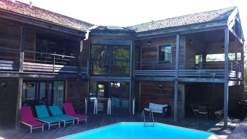 Vermietung von ferienwohnung haus Lacanau-ocean 785€ - Fotografie 1