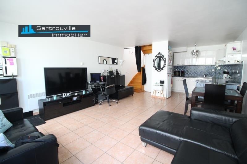 Sale apartment Sartrouville 315000€ - Picture 2
