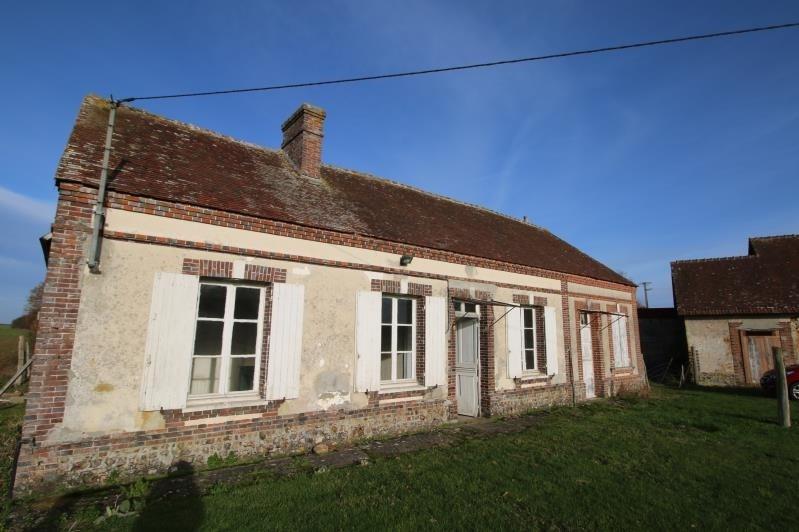 Sale house / villa Damville 81000€ - Picture 1