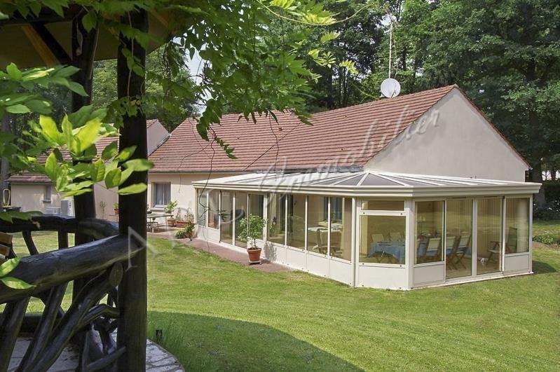 Vente de prestige maison / villa Lamorlaye 635000€ - Photo 1