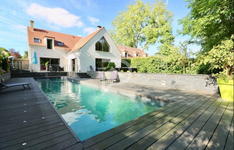 Sale house / villa Montfort-l'amaury 970 000€ - Picture 2