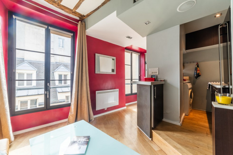 Sale apartment Paris 4ème 480 000€ - Picture 4