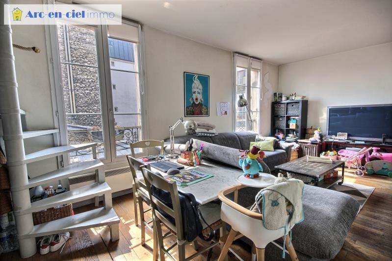 Vendita appartamento Paris 18ème 549000€ - Fotografia 5