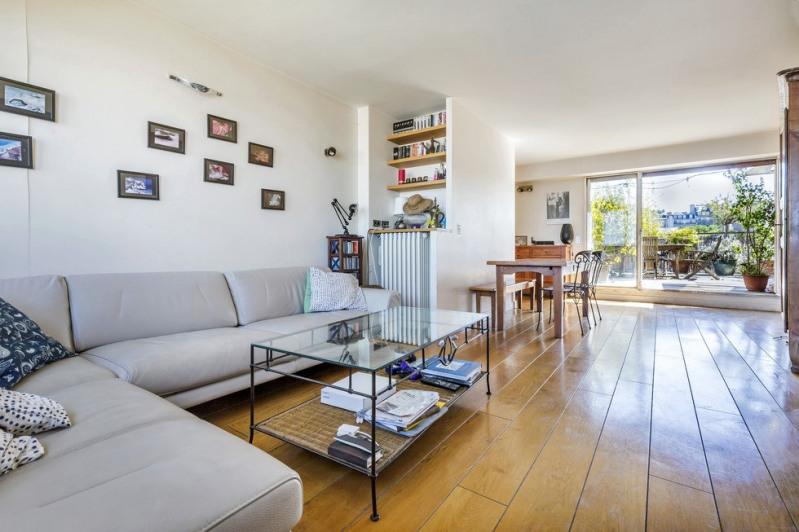 Vente de prestige appartement Paris 18ème 1975000€ - Photo 3