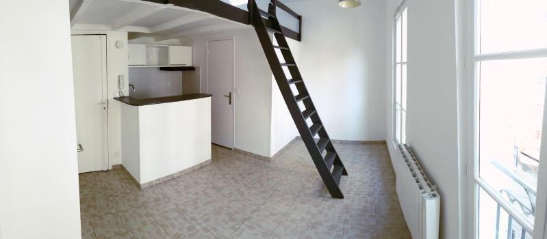 Sale apartment Paris 18ème 227000€ - Picture 2