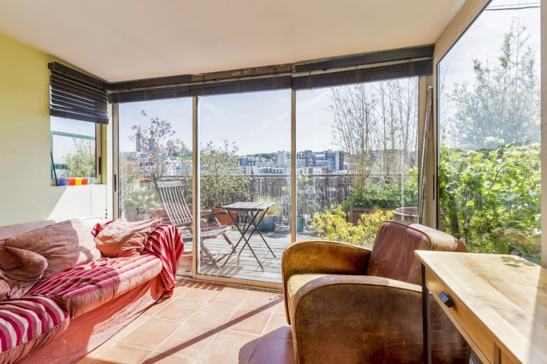 Vente de prestige appartement Paris 18ème 1 975 000€ - Photo 10
