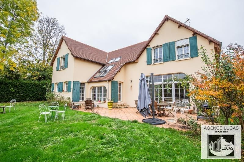 Deluxe sale house / villa Verrieres le buisson 1450000€ - Picture 2