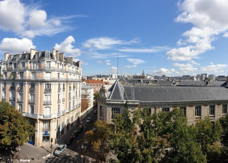 Vente de prestige appartement Paris 11ème 1220000€ - Photo 1