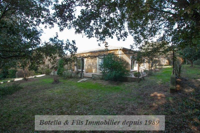 Vente maison / villa Uzes 439000€ - Photo 2