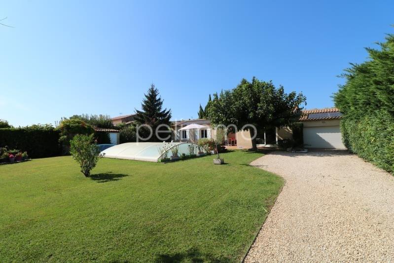 Vente maison / villa Pelissanne 444000€ - Photo 2