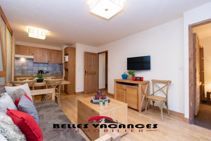 Deluxe sale apartment St lary soulan 141750€ - Picture 2
