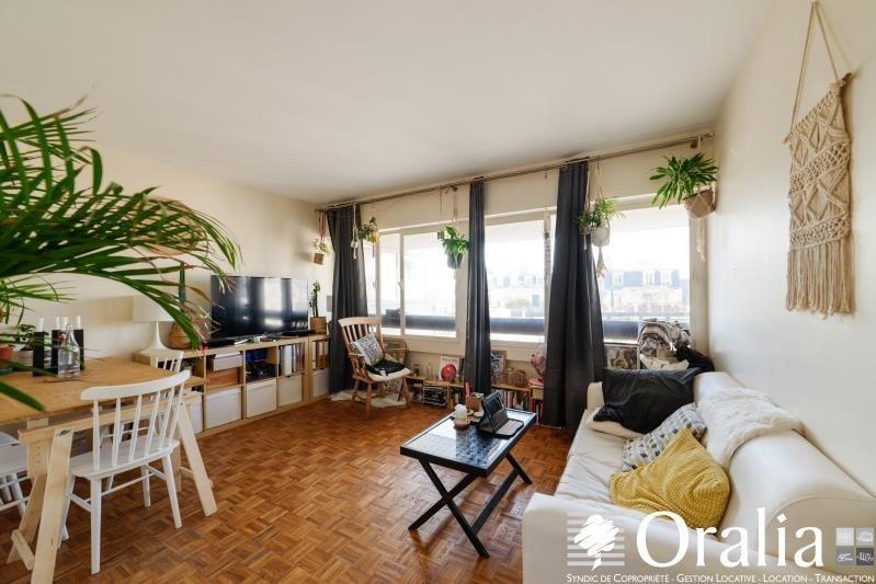 Vente appartement Paris 12ème 375000€ - Photo 1