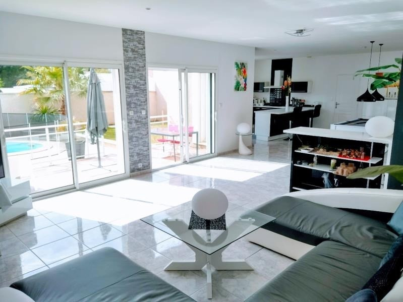 Sale house / villa Thezan les beziers 429000€ - Picture 3